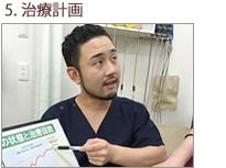 5.お体の検査・動きの検査
